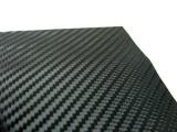 Karbonová folie 152x180cm, černá