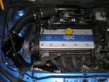 Víceklapkové sání Dbilas Dynamic Opel Astra G 2.0 16V 118KW (X20XER)