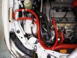 Oil catch tank Forge Motorsport Mitsubishi Lancer Evo 10 X (verze pro sání)