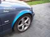 Lemy blatníků Mercedes ML W164, pro lakování