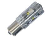 Super LED Autožárovka Ba15S 30W CanBus