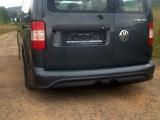 Difuzor zadního nárazníku Volkswagen Caddy 2K