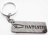 Karbónová kľúčenka Daihatsu