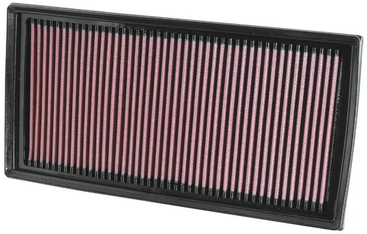 Vzduchový filtr KN MERCEDES BENZ CL63 AMG 6.3L K&N