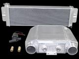 Aftercooler kit s externým vodným chladičom a vodné pumpou