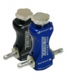 Manuálne regulátor plniaceho tlaku (MBC) Turbosmart Boost Tee (ball-spring)