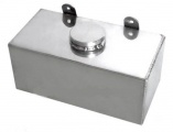 Water radiator coolant header tank - 1x vývod - objem 2l