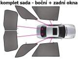 Sluneční clony CarShades SEAT Ibiza 6L, 5-dvéř.