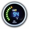 Raid Night flight digital - teplota oleje + voltmetr