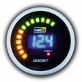 Raid Night flight digital - tlak turba + voltmetr