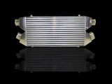 Intercooler FMIC 760 x 280 x 75mm (560 x 280 x 75mm) bi-turbo - výstupy 66mm