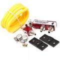 Manuální regulátor plnícího tlaku (MBC) Turbosmart style IN CABIN (ball-spring)
