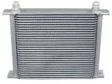 Olejový chladič / chladič oleje Mocal style 30 šachet 329 x 225 x 50mm (D-10)