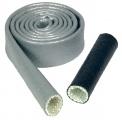 Thermotec Heat sleeve 19mm, 0,9m stříbrný