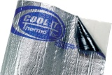 Tlumící plát Thermotec Suppressor 30,4 x 30,4cm - 2 ks