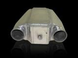 Aftercooler 305 x 315 x 115mm - výstupy 76mm