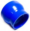 Silikonová hadice HPP redukční spojka 70 > 76mm