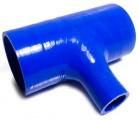 Silikonová hadice HPP - T spojka 63,5mm - 25mm