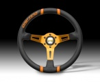 Volant Momo Drifting oranžový 350mm