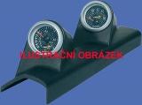 Držák budíků VW Corrado - 2x budík