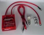 Stabilizátor napětí Raizin 90% 3x GL červený