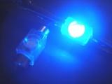 Sufitová žárovka 3175 1W SMD 36mm modrá