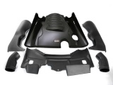 Karbonový kit sání Arma pro Mercedes C-Klasse W204 C63 6.2 V8 M156 (11-15)