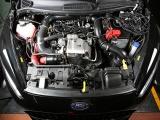 Karbonový sportovní kit sání Arma pro Ford Fiesta Mk6 ST 1.6 EcoBoost (13-)