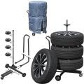 Držiak hliníkových kolies Raid do šírky pneumatiky 285 a veľkosti kolies 18