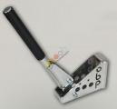 Hydraulická ručná brzda OBP Pro-Spec - uhol 45 ° - guľatá (bez bŕzd. Valca)