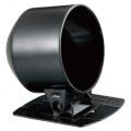 Držiak univerzálny pre 1 prídavný budík 60mm - karbón look