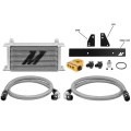 Olejový chladič Mishimoto na Nissan 370Z (09-) Z34 / Infiniti G37 Coupe V36 VQ37VHR (08-) - s termostatem