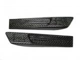 Karbonové držáky znaků na blatnících Weightless Nissan GT-R R35 (08-13)