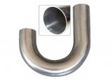 Hliníkové (Alu) koleno J - priemer 57mm (2,25 palca) - dĺžka 60cm