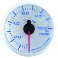 Prídavný budík Depo Racing WBL - tlak oleja