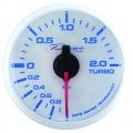 Prídavný budík Depo Racing WBL - tlak turba elektronický
