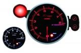 Prídavný budík Depo Racing 115mm - otáčkomer sa shift Light - dieselové motory