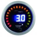 Prídavný budík Depo Racing Digital 2in1 - tlak turba elektronický + teplota vody