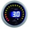 Prídavný budík Depo Racing Digital 2in1 - tlak turba elektronický + tlak oleja