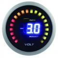 Prídavný budík Depo Racing Digital 2in1 - tlak turba elektronický + voltmeter