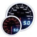 Prídavný budík Depo Racing Dual View - teplota oleja