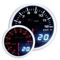 Prídavný budík Depo Racing Dual View - teplota výfukových plynov (EGT)