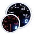 Prídavný budík Depo Racing Dual View - tlak oleja
