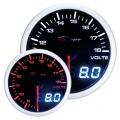 Prídavný budík Depo Racing Dual View - voltmeter
