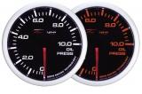 Prídavný budík Depo Racing WA 52mm - tlak oleja