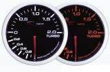 Prídavný budík Depo Racing WA 52mm - tlak turba elektronický