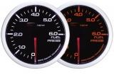 Prídavný budík Depo Racing WA 60mm - tlak paliva