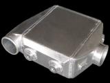 Aftercooler 415 x 315 x 115mm - výstupy 89mm