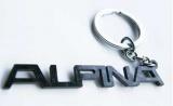 Karbónová kľúčenka Alpina