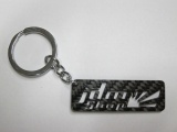 Karbónová kľúčenka JDM Shop